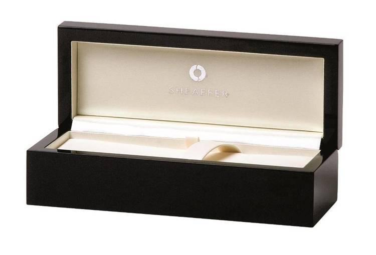 9046 BP Długopis Sheaffer kolekcja Legacy, czarny, wykończenia pokryte palladem