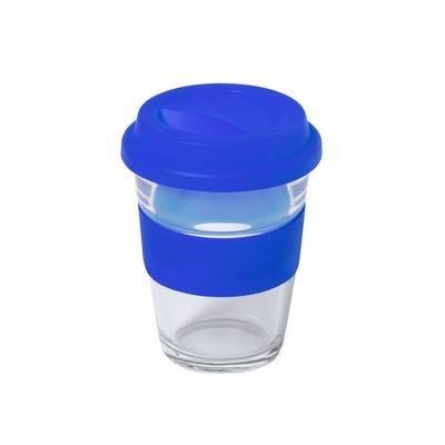 Szklany kubek podróżny 350 ml